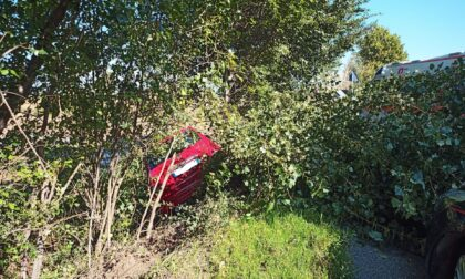 Doppio incidente sulla Provinciale tra Melzo e Pozzuolo. Traffico a rilento