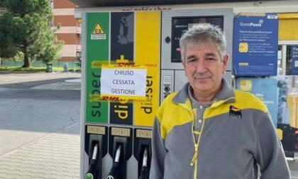 Dopo cinquant'anni di attività chiude uno storico benzinaio di Cassano d'Adda