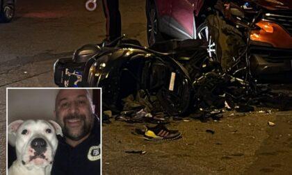 Incidente mortale a Brugherio, la vittima è il 46enne Diego Pavan