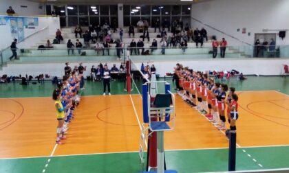 Pallavolo Serie B2: Esordio d'oro per la New Volley Adda. Gorgonzola battuta