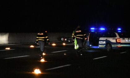 Incidente in scooter in autostrada, morto un 26enne