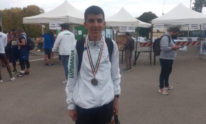 Anche la Martesana ha corso ai Campionati italiani cadetti di atletica